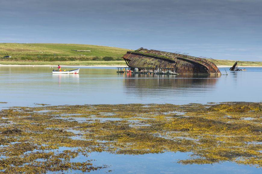 Orkney Churchill Barriers